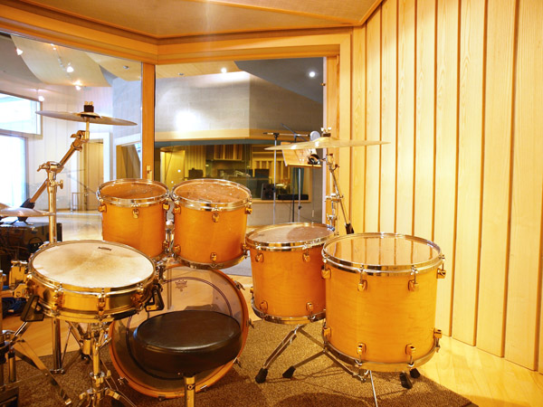 Drumbooth Studio A